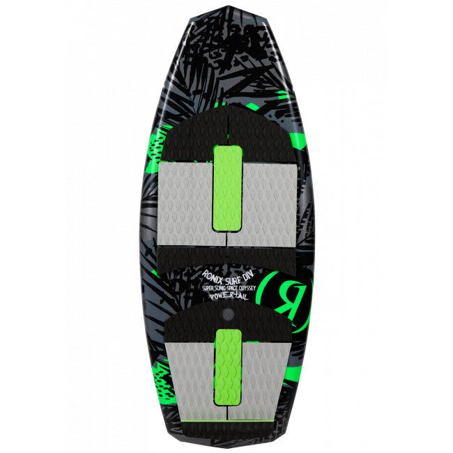 RONIX SUPER SONIC SPACE ODYSSEY POWERTAIL KID'S 3'9