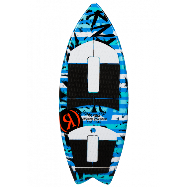 RONIX SUPER SONIC SPACE ODYSSEY BOY'S FISH 3'9