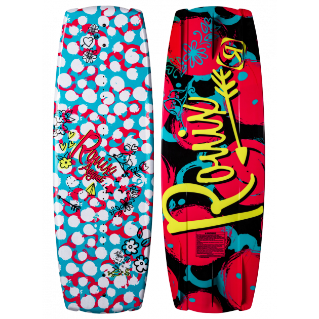 RONIX AUGUST WITH AUGUST KID'S WAKEBOARD PACKAGES 2021