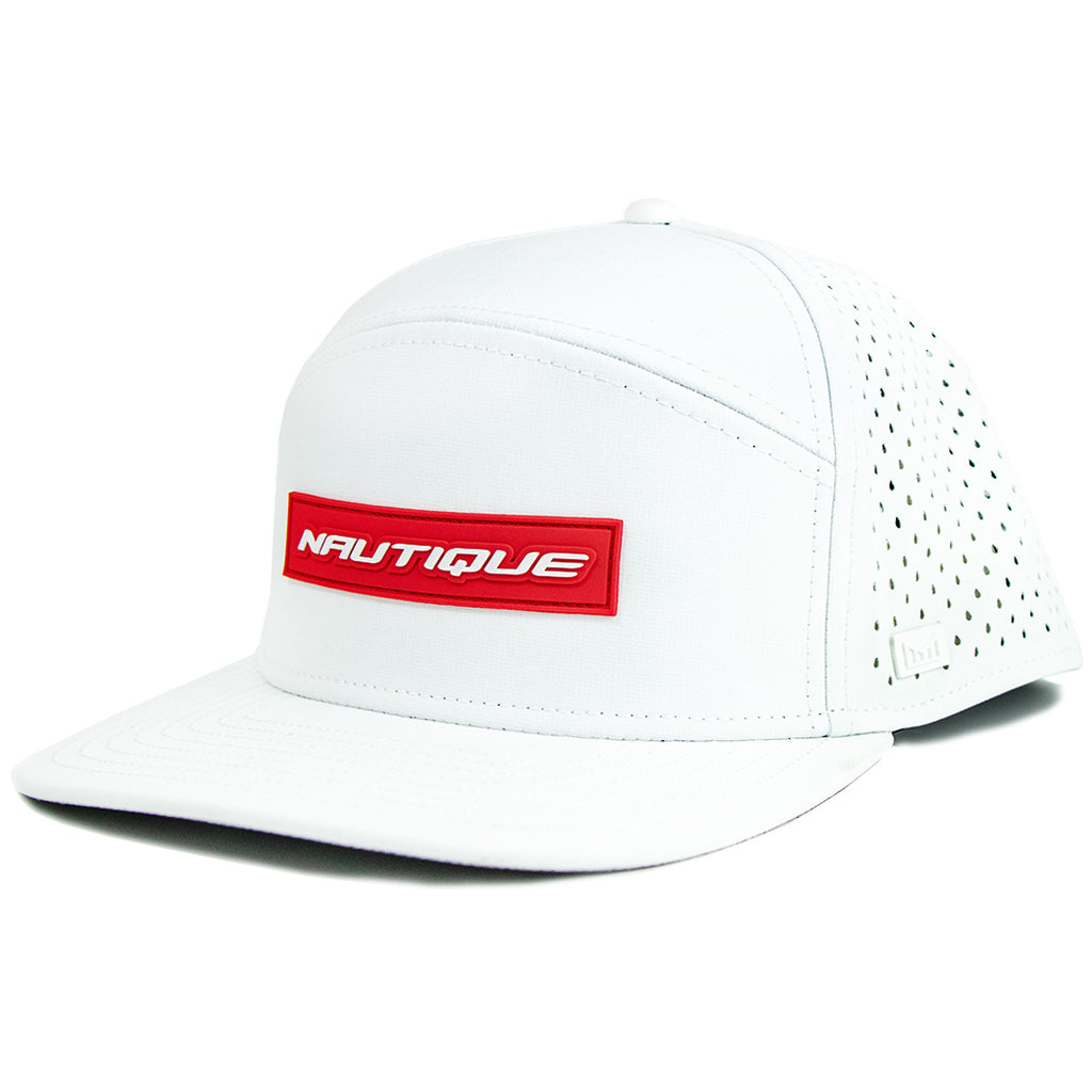 Nautique White Trenches Melin Hydro Hat *Limited