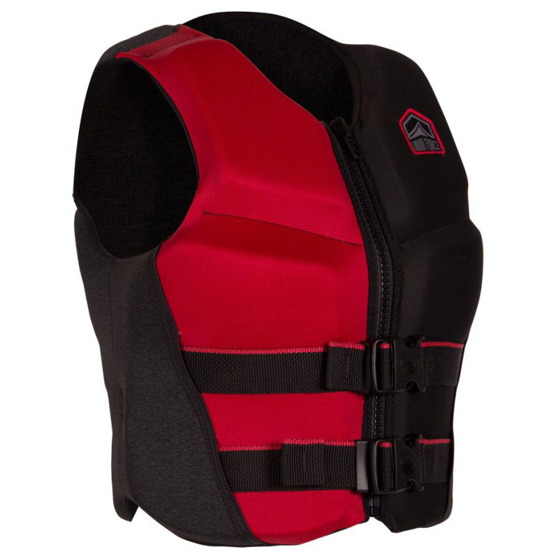 LIQUID FORCE KOA JUNIOR CGA RED/BLACK KIDS VEST 2021