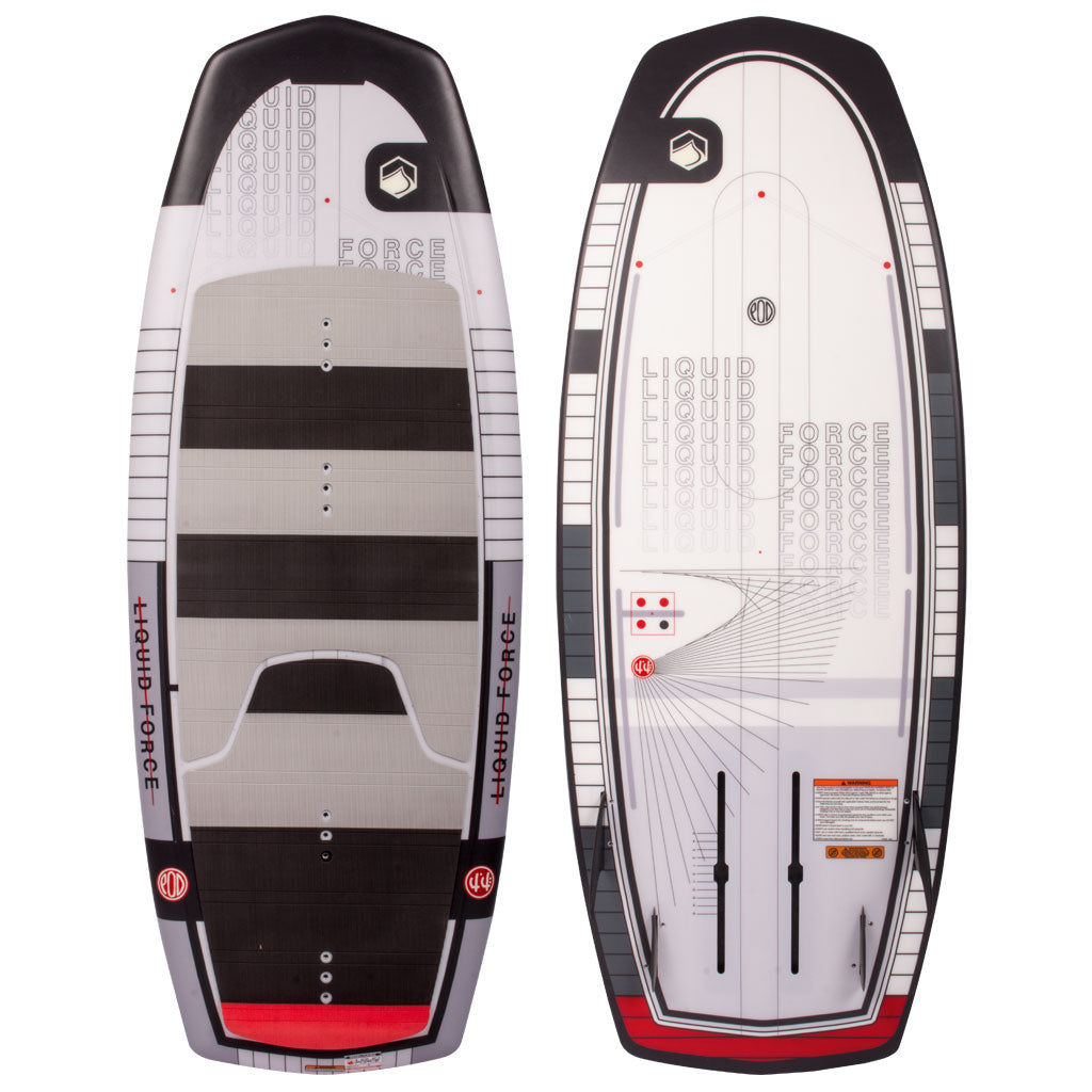"LIQUID FORCE POD WAKE FOIL 4'4"" BOARD 2021"