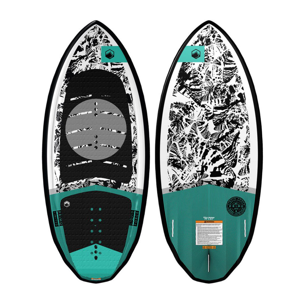 LIQUID FORCE PRIMO LTD WAKESURFER BOARD 2021