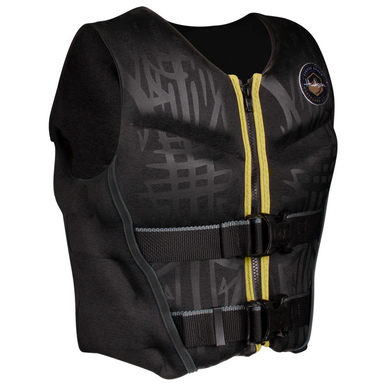 LIQUID FORCE RUCKUS HUDSON YOUTH CGA HEATHER (BOYS) KIDS VEST 2021