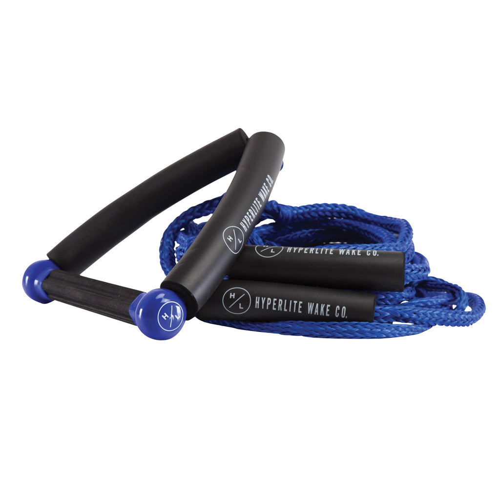 HYPERLITE 25' SURF ROPE W/ HANDLE 2021