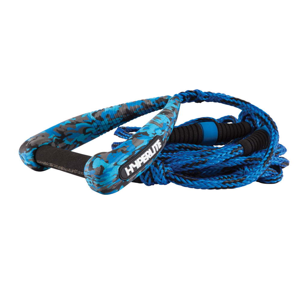 HYPERLITE 25' RIOT SURF ROPE W/ HANDLE 2021