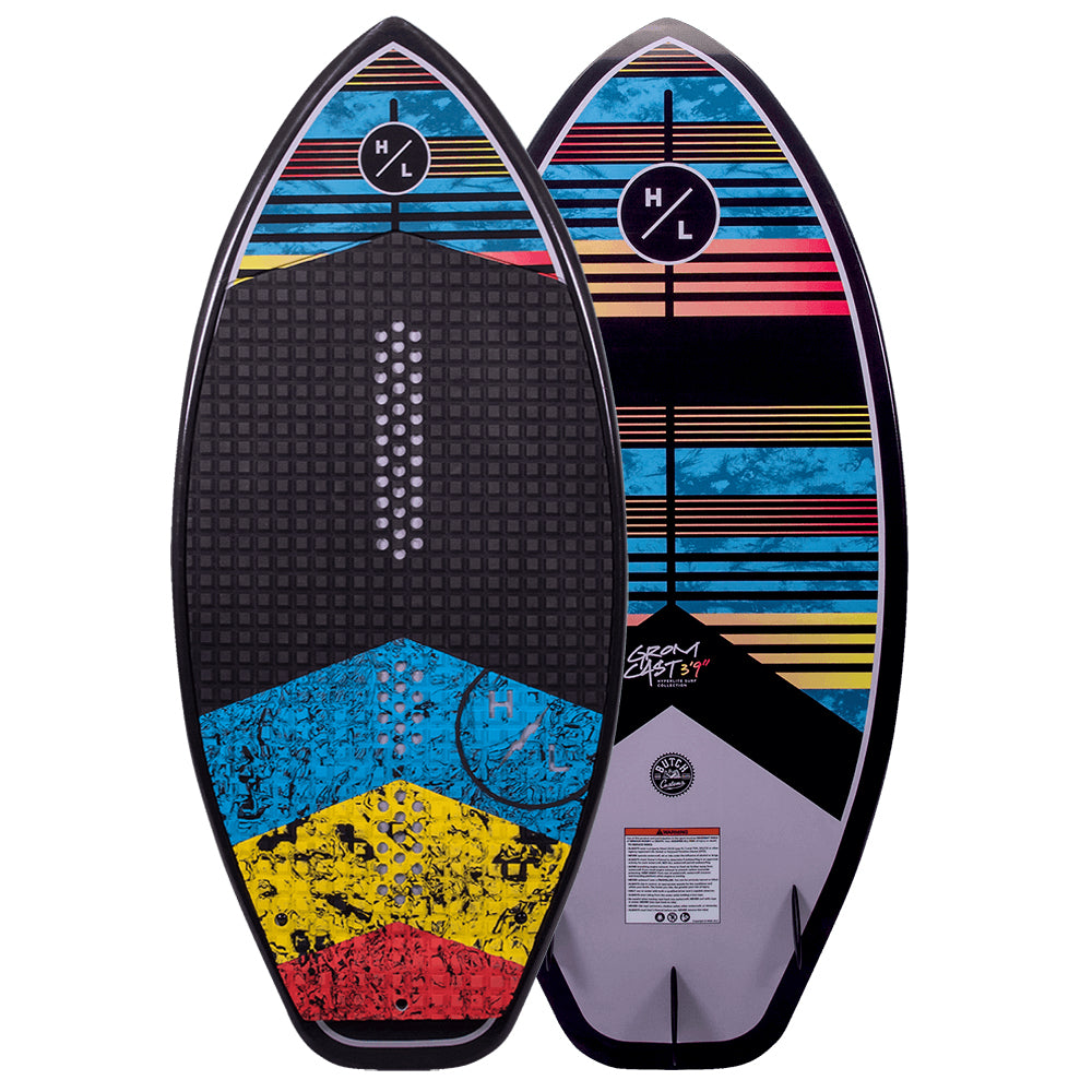 HYPERLITE GROMCAST 3.9 BWF MENS WAKESURF BOARD 2021