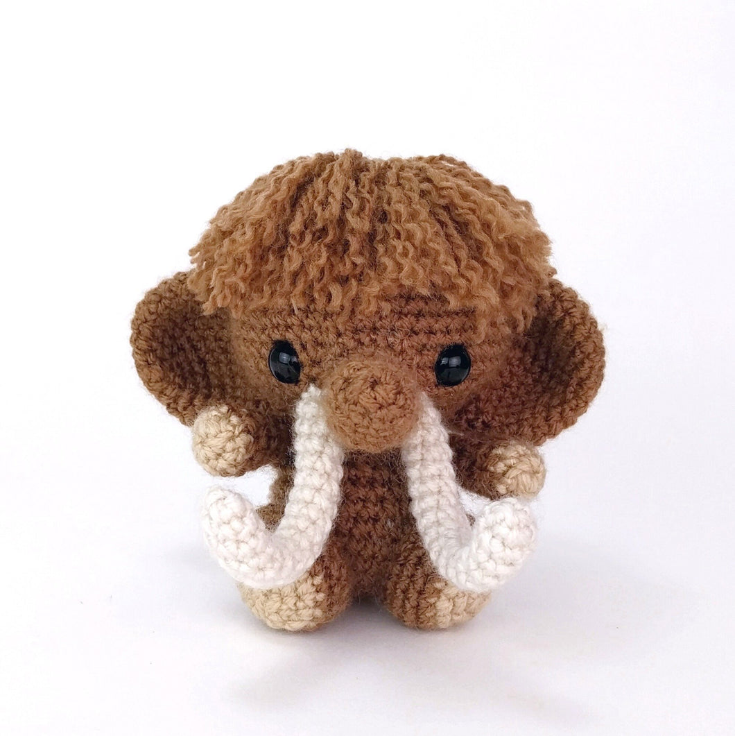 Wallace the Woolly Mammoth