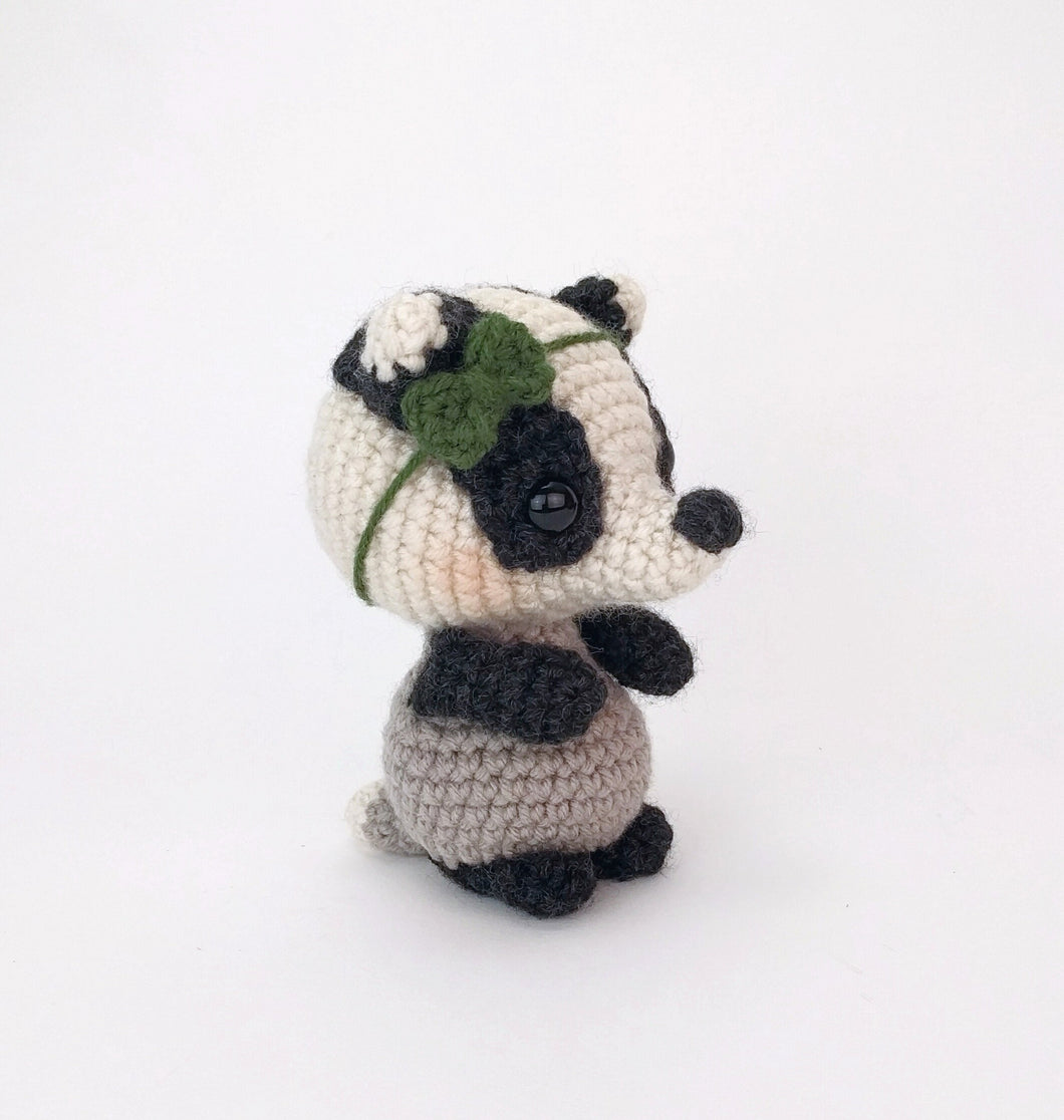 Blossom the Badger