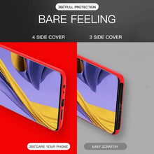Load image into Gallery viewer, For Samsung A50 A70 A51 A71 S8 S9 S10E S20 Plus Liquid Silicone Soft Case Cover For Galaxy Note 8 9 10 Plus A20 A30 A40 S7 Edge