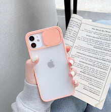 Load image into Gallery viewer, Camera Lens Protection Phone Case For All iPhone 12,11,X,8,7 Series.