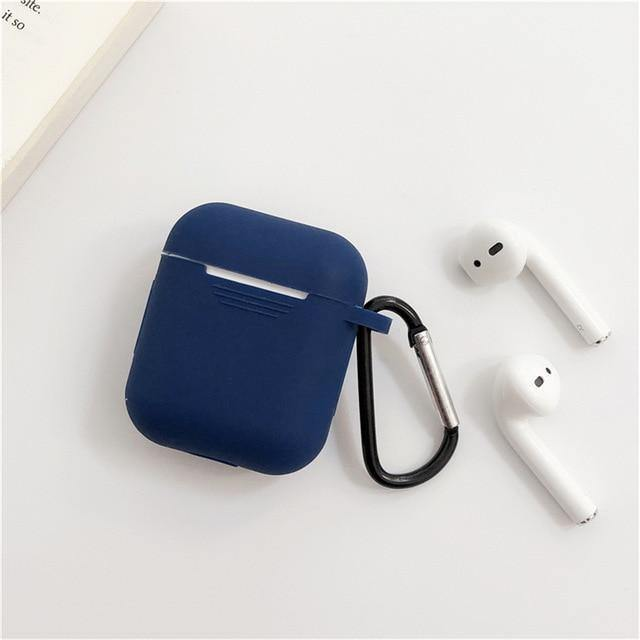 Mini Soft Silicone Case For Apple Airpods 1,2