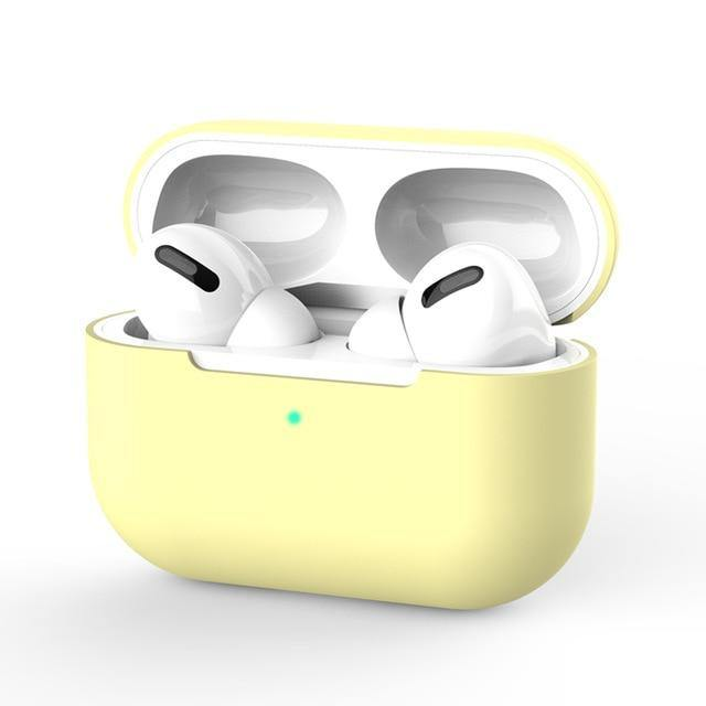 Silicone Cover Case For apple Airpods Pro