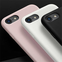 Load image into Gallery viewer, Silicone Case For iphone 12 pro max 7 8 6 6s plus Case For apple iphone 11 pro max xr xs max x se 2020 Cover