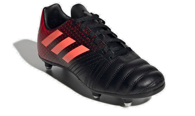 ADIDAS ALL BLACK  SG  JNR  KIDS