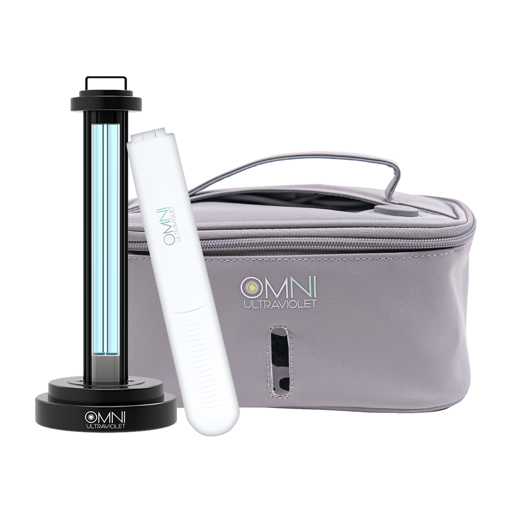Omni Ultraviolet™ UV Sanitizing Bundle Pack