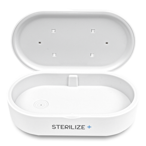 Sterilize+™ UV Sanitizing Phone Box