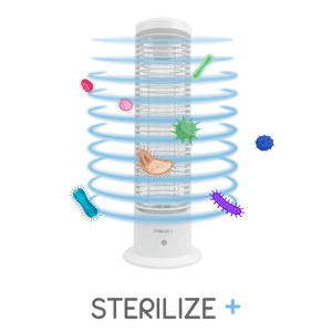 Sterilize+™ UV Sanitizing Tower