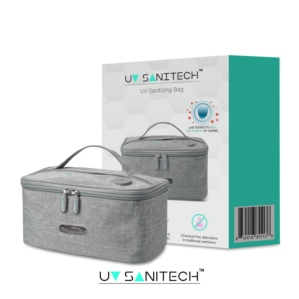 UV Sanitech™ UV Sanitizing Bag