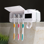 UV Sanitech™ UV Sanitizing Toothbrush Holder