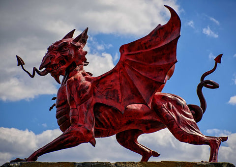Top 10 Scariest Welsh Mythical Creatures
