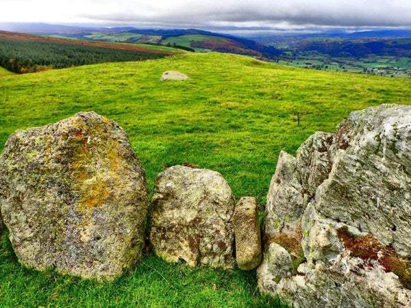 Unsolved Mystery Of Moel Ty Uchaf Stone Circle