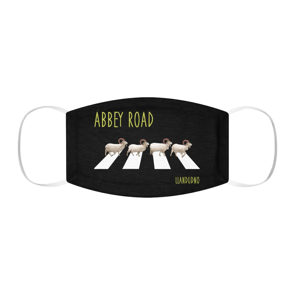 Abbey Road Goats Protective Face Cover Snug-Fit