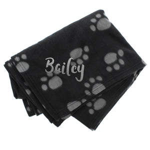 Print Fleece Blanket