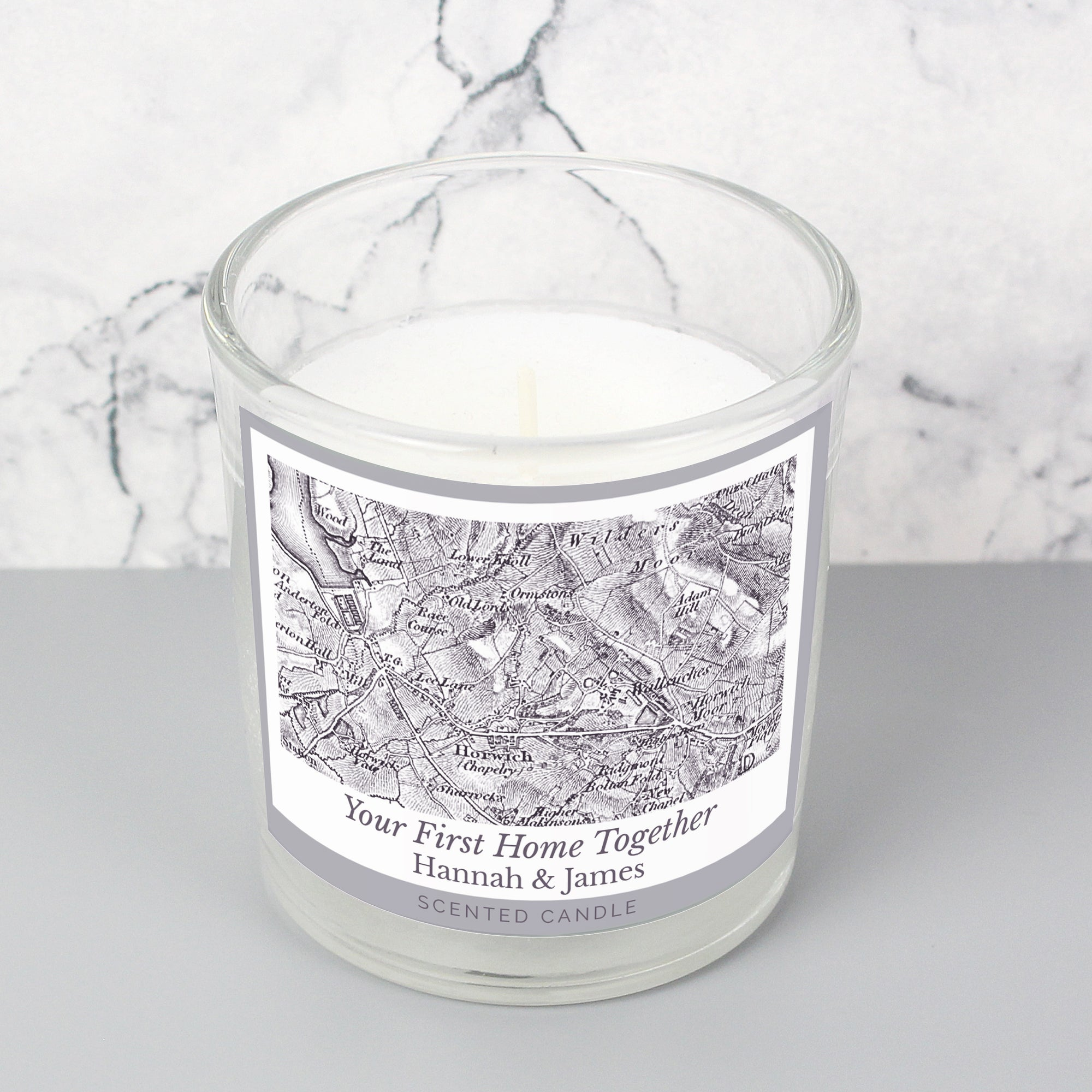 Scented Jar Candle