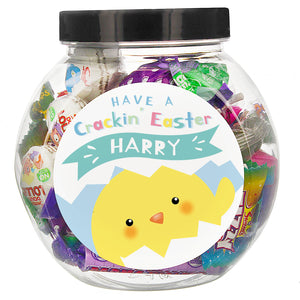 Easter Sweets Jar