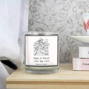 Home Scented Jar Candle