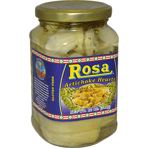 Rosa Marinated Artichokes
