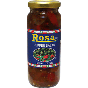 Rosa Pepper Salad