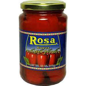 Rosa Roasted Peppers