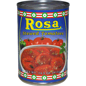 Rosa Stewed Tomatoes