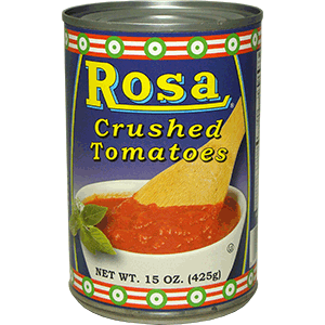 Rosa Crushed Tomatoes