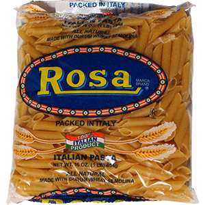 Rosa Penne Lisce