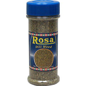 Rosa Dill Weed