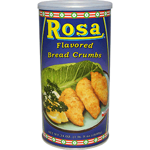 Rosa Flavored Bread Crumbs