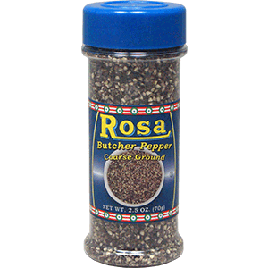 Rosa Butcher Pepper