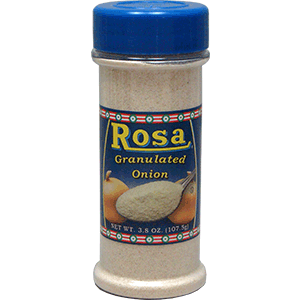 Rosa Granulated Onion