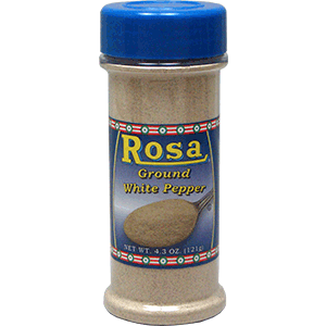 Rosa Ground White Pepper