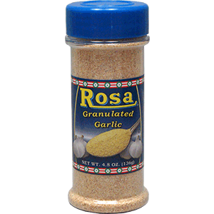 Rosa Granulated Garlic