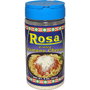 Grated Romano Cheese