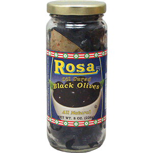 Rosa Oil Cured Olives