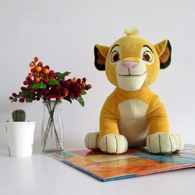 30cm Cute Sitting Simba - The Lion King