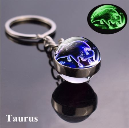 Natural Support for Stress, Anxiety and Insomnia with FREE Luminous Zodiac Keychain