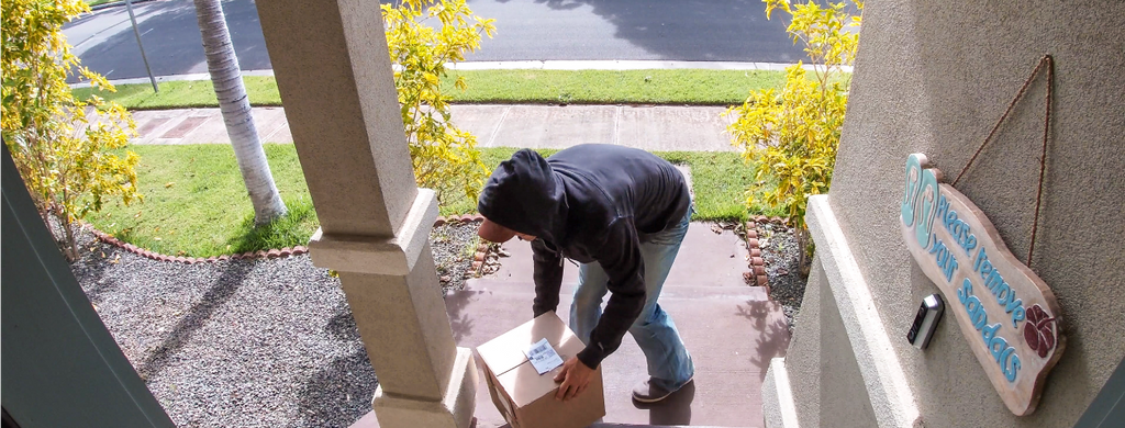 Thwart the Porch Pirates!