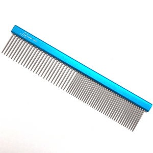 Furry Tails 輕便鋁排梳 Aluminum Finishing Comb