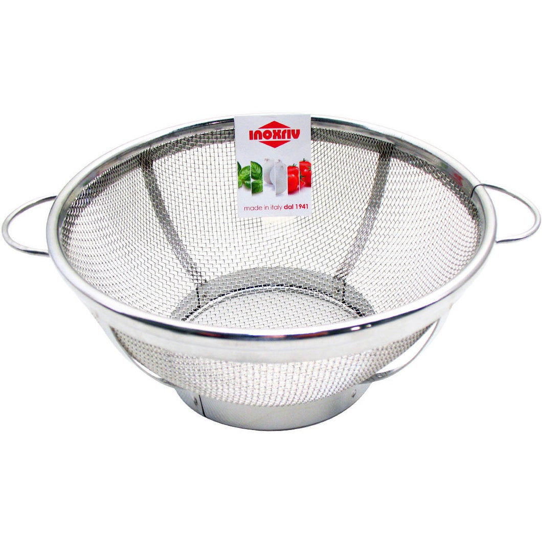 Inoxriv | Colander 20cm Stainless Steel two handle